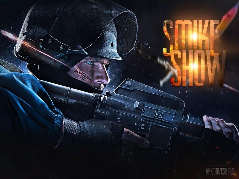 Скачать кс 1.6 SmikeShow